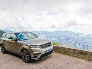 The Range Rover Velar: luxury, rugged and we love it